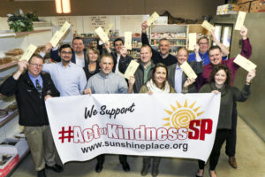Bank Sun Prairie Yellow Envelope Campaign Sunshine Place Food Pantry