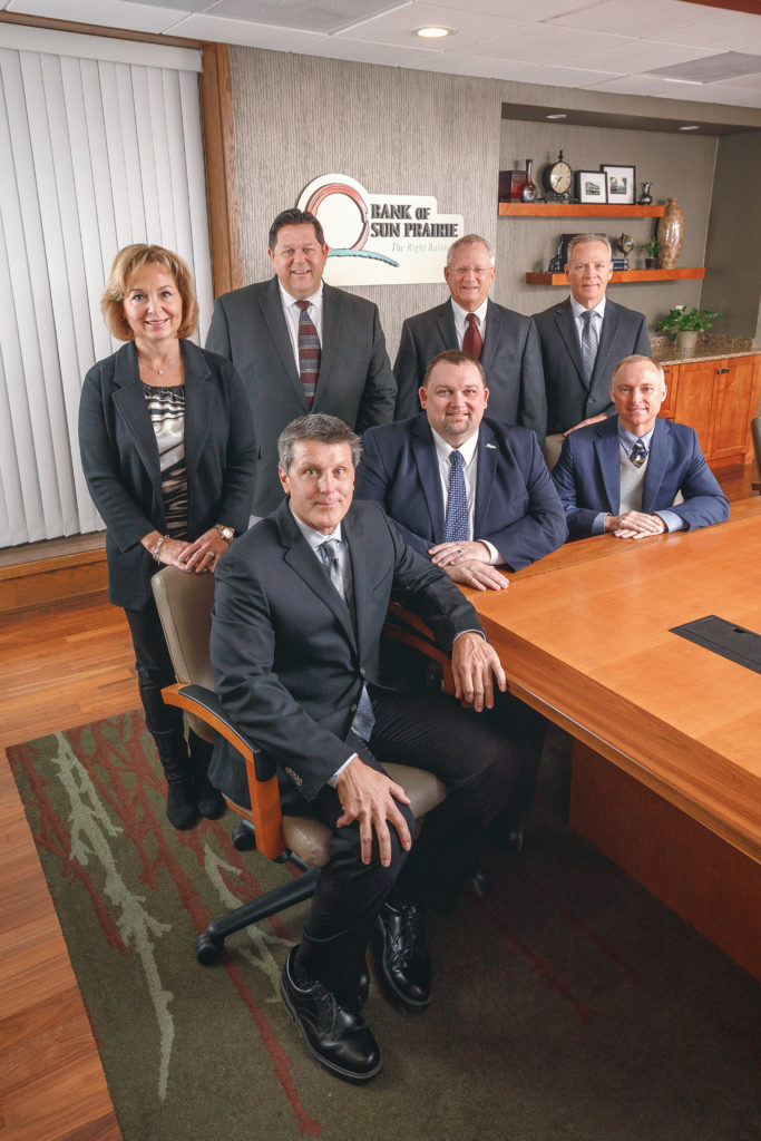 Bank of Sun Prairie Board of Directors Sun Prairie Cottage Grove Loans Savings
