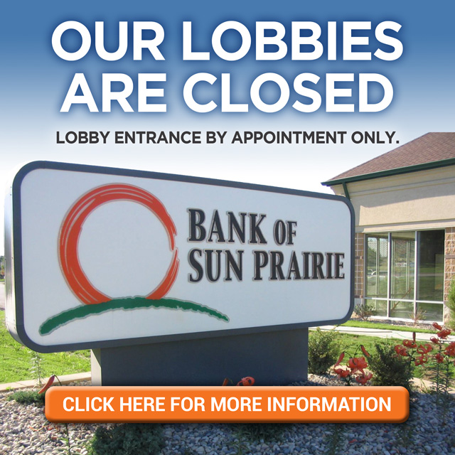 Bank Of Sun Prairie Your Local Partner In Banking