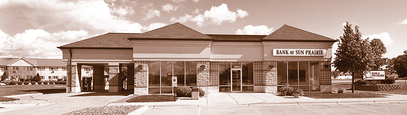 Bank Sun Prairie Personal Banking Branch Building