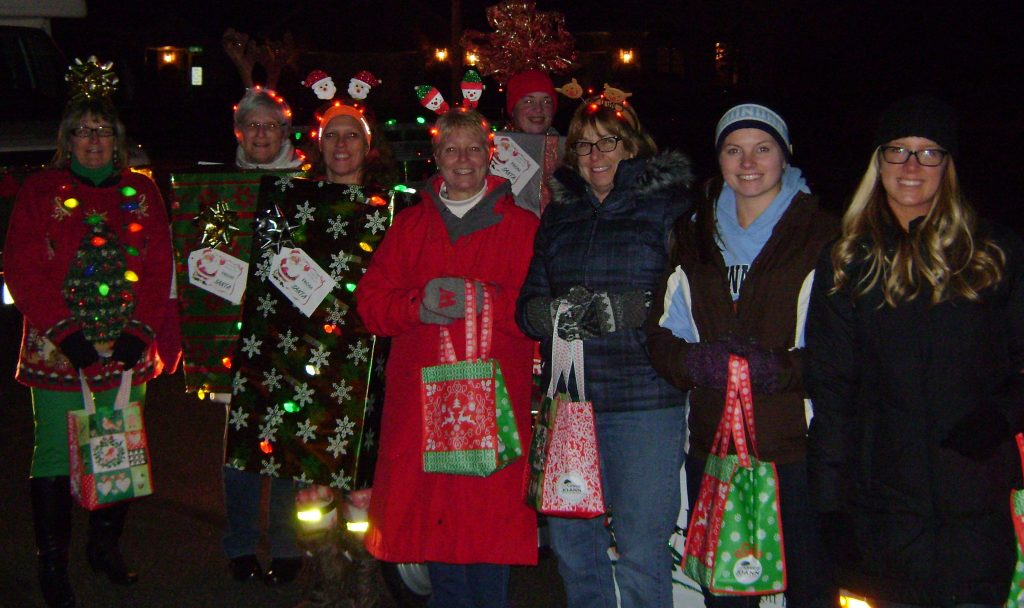 Cottage Grove Christmas parade