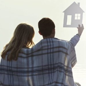 Local Mortgage Lender Dreaming Couple
