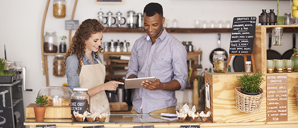 small business checking account