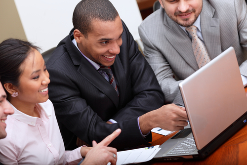 Online Business and Checking Accounts